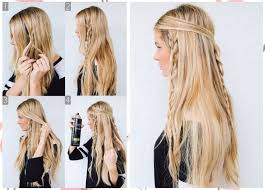 10 Sencillos Peinados Faciles Y Bonitos Para El Colegio Peinados