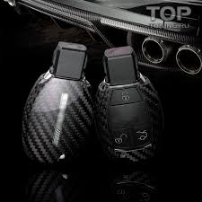 <b>Карбоновый</b> чехол для <b>смарт</b> ключа AMG на Mercedes