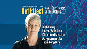 Net Effect #34: Hilary Harper-Wilcoxen, Director of Mission Advancement for  Team Long Run - YouTube