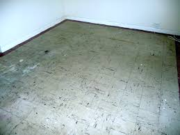old tile floor asbestos