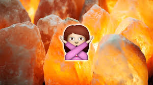 Himalayan Salt Lamp Warning Adorable HEAPS Of Himalayan Rock Salt Lamps Are Being RECALLED KIIS 32