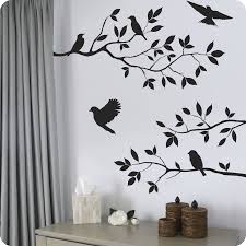 Small Picture 35 Wall Sticker Design Ideas Bird Wall Sticker Design Ideas