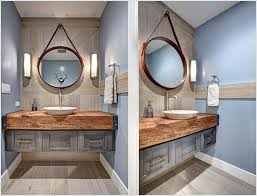 beach style bathroom. Beach Style Bathroom Mirrors Industrial Floor Mirror With Regarding Nautical