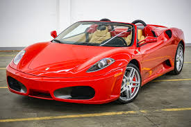 1k Mile 2005 Ferrari F430 Spider For Sale On Bat Auctions Sold For 120 100 On February 7 2019 Lot 16 129 Bring A Trailer