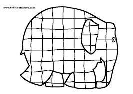 Elmer By David Mckee Coloring Pages Coloring Home