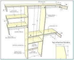 Bedroom Closet Size Bedroom Closet Depth Bedroom Closet Dimensions Source A  Walk In Closet Dimensions Standard . Bedroom Closet Size ...