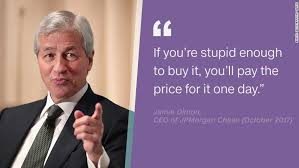Bitcoin Quote Inspiration Bitcoin Mania What The Big Names Of Finance Are Saying