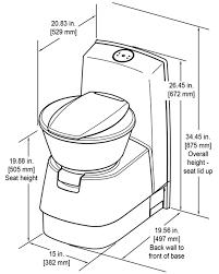 Dometic cts4110us 1 lightweight rv van cassette toilet