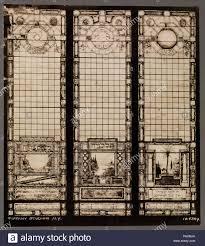 Foto Von Einem Fenster Künstler Louis Comfort Tiffany American