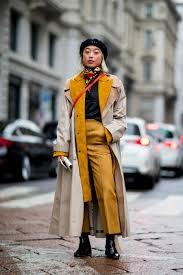 Milan Fashion Week Street Style Fall