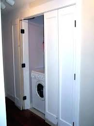 sliding laundry door ideas room doors closet the finishing touch a slidi see this photo by o likes laundry closet doors door requirements