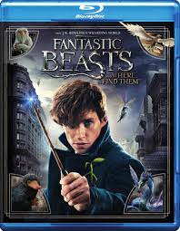 Fantastic Beasts and Where to Find Them [Blu-ray] [2016] - Best Buy