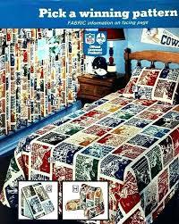 nfl bedding sets bed sets bedding sets all teams national football league sheets sears spring catalog