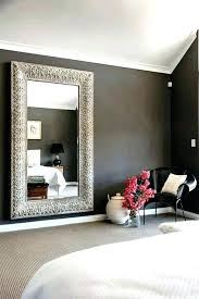 oversized mirror wall clock huge mirrors quick tips for