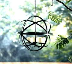 outdoor votive candle holders outdoor candle chandelier votive garden oasis five holders outdoor hanging votive candle outdoor votive candle
