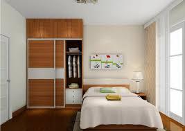 Minimalist Modern Bedroom Modern Minimalist Wardrobe In Bedroom 3d House