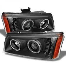XTUNE 2003-2006 Chevy Silverado Headlights