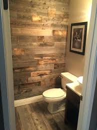 reclaimed wood accent wall ideas wood walls in bathroom amazing bathroom best wood wall ideas on