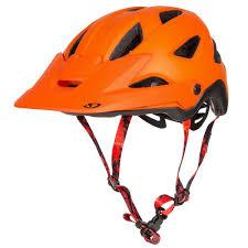 Giro Enduro Mtb Helmet Montaro Mips Matte Deep Orange Warm Black