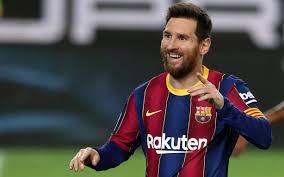 Лионе́ль андре́с ме́сси куччитти́ни (исп. From Cesar To Leo Messi