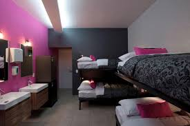 Pink And Black Bedroom Pink And Black Interior Ideas 28 Desktop Background
