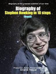 Amazoncom Watch Biography Of Stephen Hawking In 10 Steps Nepali