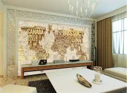 free retro large wall painting 3d wallpaper wallpaper wallpaper character abstract world map of children s room