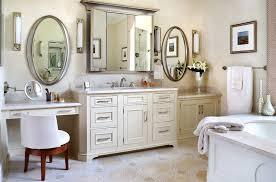 bathroom vanity with makeup area bathroom contemporary with bathroom lighting bathroom mirror image by sroka design inc bathroom makeup lighting