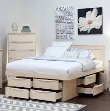 king size bed with storage drawers. Decorating Endearing Double Bed With Drawers Underneath 0 King Size Full Storage Frame Single