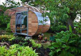The Stylish Tropical Green Home Design Regarding Cozy  Interior Joss - Green home design