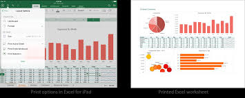 Office For Ipad Now Includes Printing Microsoft 365 Blog