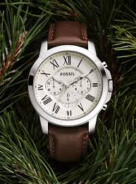 10 accessories every man should own fossil watch for men and stainless steel watches for men leather watches fossil grant watch collection