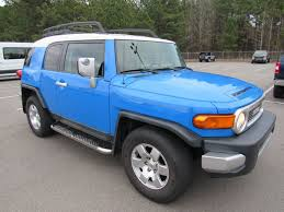 2007 Used Toyota FJ Cruiser 2WD 4dr Automatic at Landers Chevrolet ...