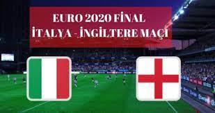 İtalya- İngiltere maçı canlı izle! EURO 2020 Final İtalya İngiltere maçı  saat kaçta, hangi kanalda? Muhtem…