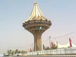 Water Tank in Alkharj 2 خزان مياه الخرج