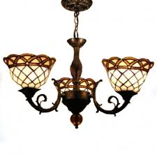 up lighting three light chandelier with white glass shade