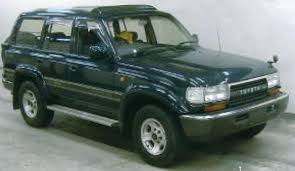 1993 Toyota Land Cruiser - Information and photos - ZombieDrive