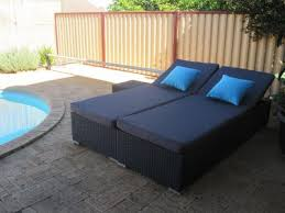 modern sunbed setting that can form a daybed when pushed together high quality and affordable