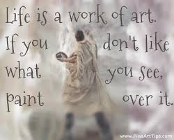 Art Quotes About Life