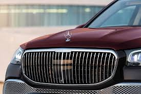 The maybach gls is the luxury marque's first entry into the crossover segment. Mercedes Maybach Gls 600 4matic Sets New Standards For Luxury Suvs