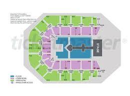 Spark Arena Seating Chart Madonna Madonna