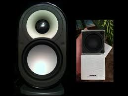 bose jewel cube speakers for sale. bose lifestyle 535 vs. paradigm milleniaone speakers jewel cube for sale