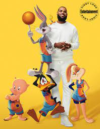 LeBron James scores in Space Jam: A New ...