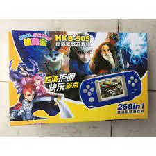 Máy chơi game cầm tay 268 in 1 HKB 505 - ChoBaDao