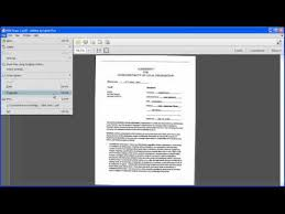 Getting Started Converting Scanned Documents Into A Pdf File Youtube