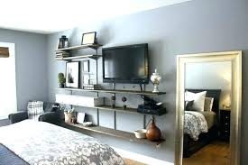 wall mount design ideas bedroom for country home flat mounted tv mounting wall mounted ideas bedroom