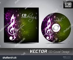 Cd Design Music Music Cd Cover Design Eps 10 Stock Vector Royalty Free