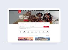 Mobile First Design Examples Case Study Emirates A Mobile First Approach Ux Planet