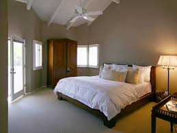 Small Master Bedroom Color Comfortable Small Bedrooms Design With Classic Dark Wood Bed