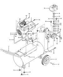 Wl600601 wl600701 wl600801 wl601101 air pressor parts schematic